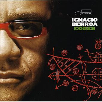 Ignacio Berroa - koder [CD] USA import