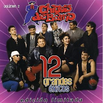 Chicos De Barrio - Chicos De Barrio: Vol. 2-12 Grandes Exitos [CD] USA import