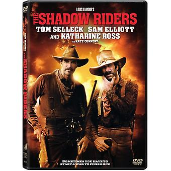 Shadow Riders [DVD] USA import