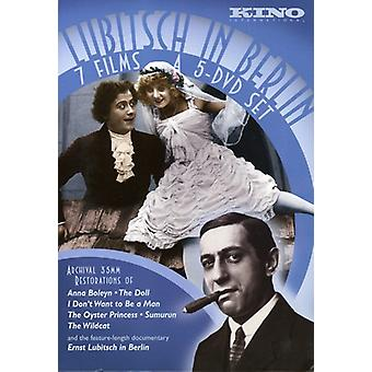 Lubitsch i Berlin [DVD] USA import