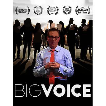 Big Voice [DVD] USA import