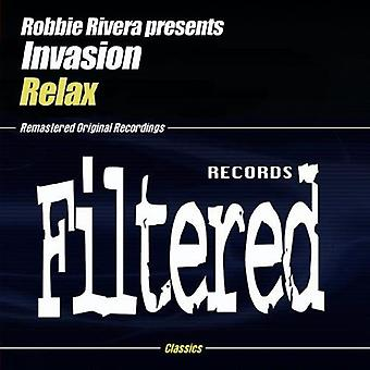 Rivera, Robbie präsentiert Invasion - entspannen [CD] USA Import