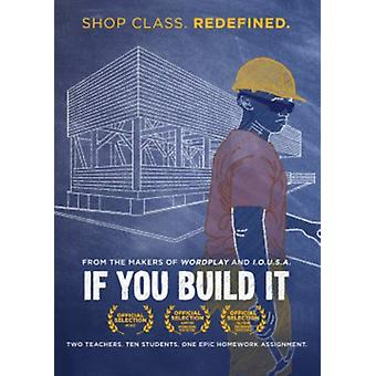 Hvis du bygger det [DVD] USA import