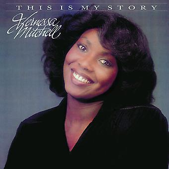 Vernessa Mitchell - dit Is mijn verhaal [CD] USA import