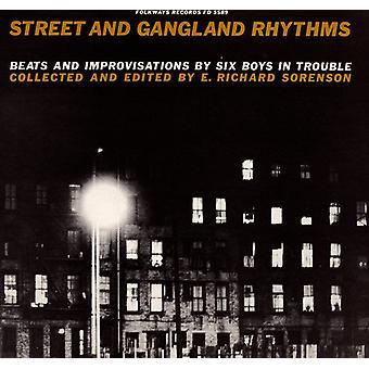 Street & Gangland Rhythms Beats & Improvisations B - Street & Gangland Rhythms Beats & Improvisations B [CD] USA import