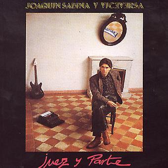 Joaquin Sabina - Juez Parte [CD] USA import