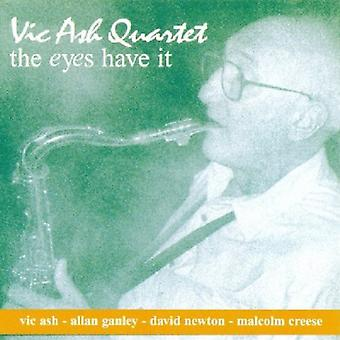 Vic Ash Quartet - Eyes Have It [CD] USA import