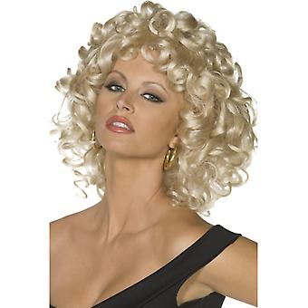 Grease Sandy wig from the end scene perm wig