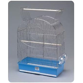 Mgz Alamber Aroa Cage Chrome (Birds , Bird Cages , Medium Birds)