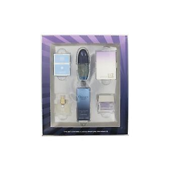 123 Hair and Beauty Ladies Mini Perfume Set No 6 2011