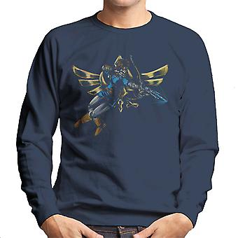 The Legend Of Zelda Breath Of The Hunter Men's Sweatshirt