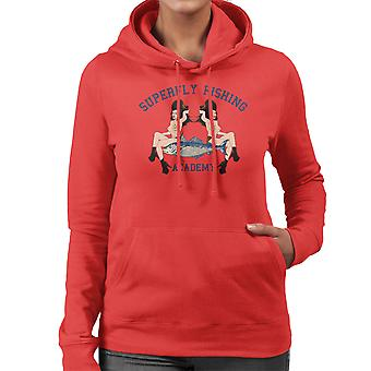 Superfly Fishing Academy Women's Hooded Sweatshirt