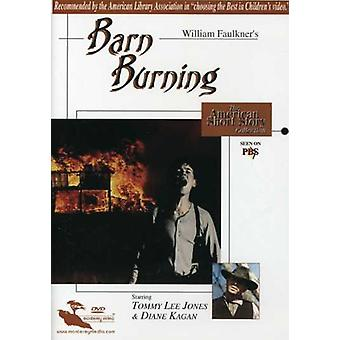 Barn Burning [DVD] USA import