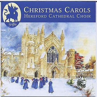 Hereford domkirke koret - julesange [CD] USA import