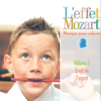 L'Effet Mozart Musique hæld Enfants - L'Effet Mozart: Musique hæld Enfants, Vol. 1 [CD] USA import