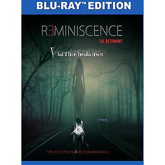 Reminiscens: Begyndelsen [Blu-ray] USA importen