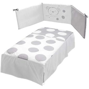 Micuna Quilt and Protector Kit Cradle 120x60 Tx-700 Sweet Bear