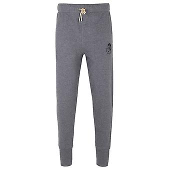 Diesel Peter grijs mergel trainingspak Joggers