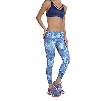 Elle Tracksuit pants Women Blue