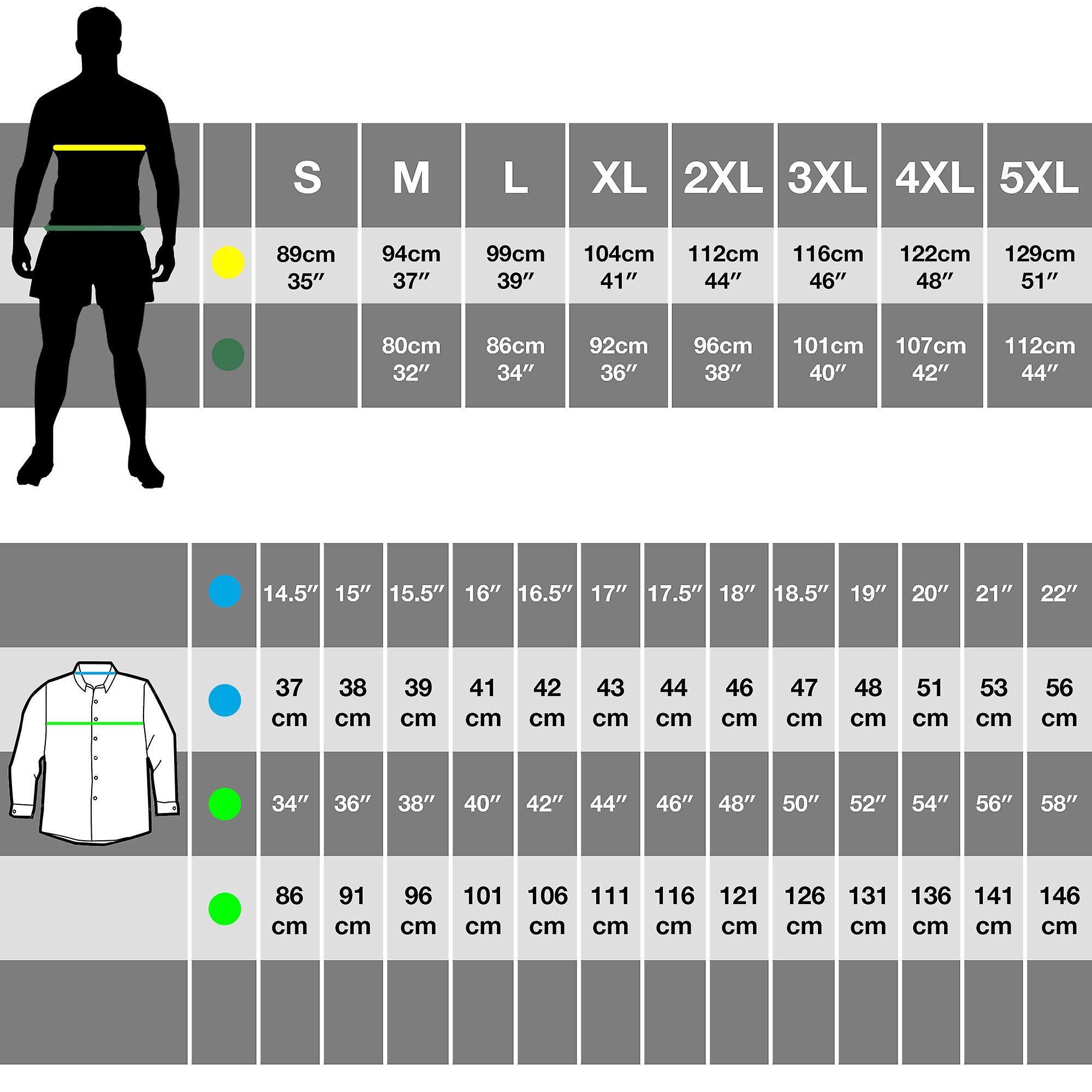 Premier Mens Microcheck Long Sleeve Shirt