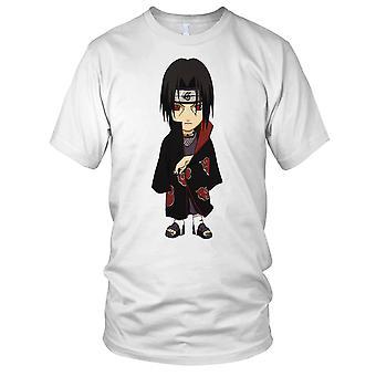 Chibi Uchiha Itachi Naruto Manga Mens T Shirt