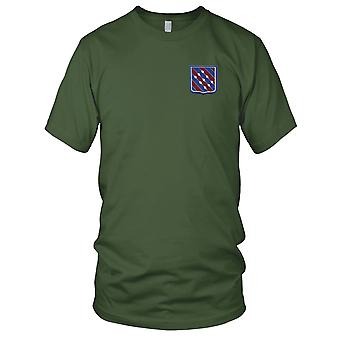 US Army - 89th infanteriregementet broderad Patch - Mens T Shirt