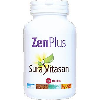 Sura Vitasan Zenplus 30cap. (Vitamins & supplements , Royal jelly, bee pollen & propolis)