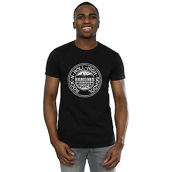 Ramones Men's Rock N Roll High School T-Shirt