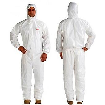 4545WL 3M 5/6 Large Coverall White Type