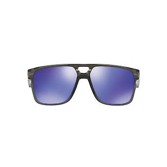 Oakley Crossrange Patch Sunglasses In Matte Translucent Blue Sapphire Prizm
