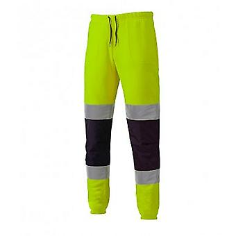 Dickies Mens Hi-Vis Jog Pants