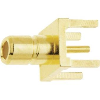 SMB connector Plug, vertical mount 50 Ω IMS 91.1510.001