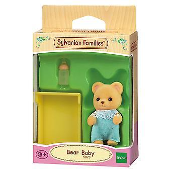 Sylvanian Families - bambino orso