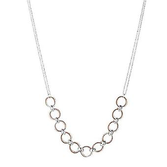Links Of London Aurora Multi Link Rgv Necklace