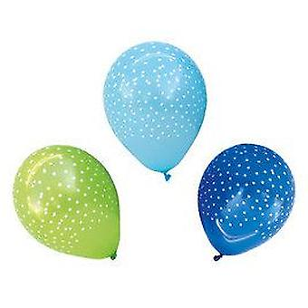 Jabadabado Blue Party Balloon (Babies and Children , Costumes)