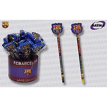 Import Pencil Goma F.C.B. (Babies and Children , Toys , School Zone , Drawing And Color)