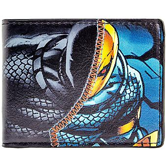 DC Comics Deathstroke Animated ID & Card Bi-Fold Wallet