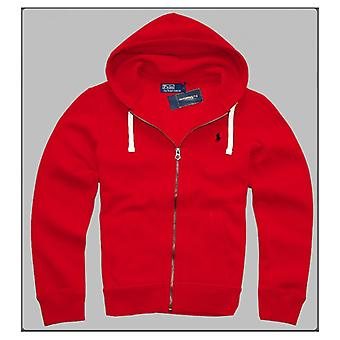 Ralph Lauren Classic Fleece Athletic Red