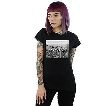 Costruzione foto t-shirt gli amici femminile