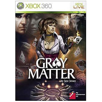 Grå substans (Xbox 360)