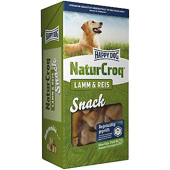 Happy Dog Natur Snack Lamm + Reis (Dogs , Treats , Biscuits)