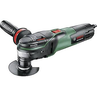 Bosch Home and Garden PMF 350 CES 0603102200 Multifunction tool incl. accessories, incl. case 14-piece 350 W