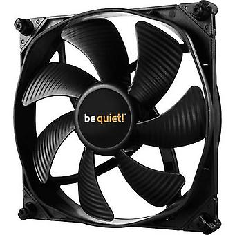 BeQuiet Silent Wings 3 PWM PC fan Black (W x H x D) 140 x 140 x 25 mm