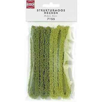 Hedge 10 mm Busch 7155 Green