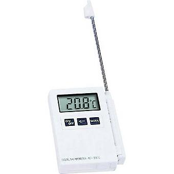 Probe thermometer TFA Kat.Nr. 30.1015 ATT.FX.METERING_RANGE_TEMPERATURE -40 up to 200 °C Sensor type NTC Complies with
