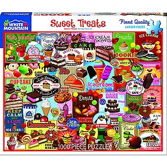 Sweet Treats Jigsaw Puzzle 1000 Piece 610Mm X 760Mm