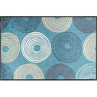 wash + dry cyclone washable floor mat