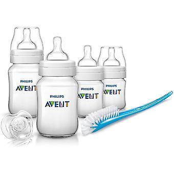 Philips SCD371/00 Avent Classic & Newborn Baby Bottle Starter Set