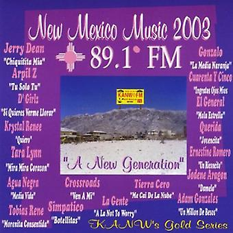 New Mexico Music 2003 - New Mexico Music 2003 [CD] USA import