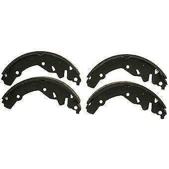 Wagner  Z759R Riveted Brake Shoe Set, Rear